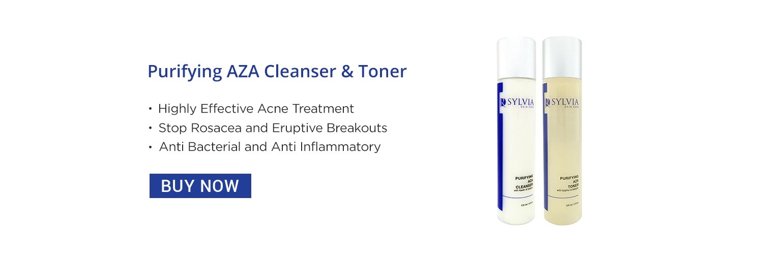 Purifying Aza Cleanser and Toner