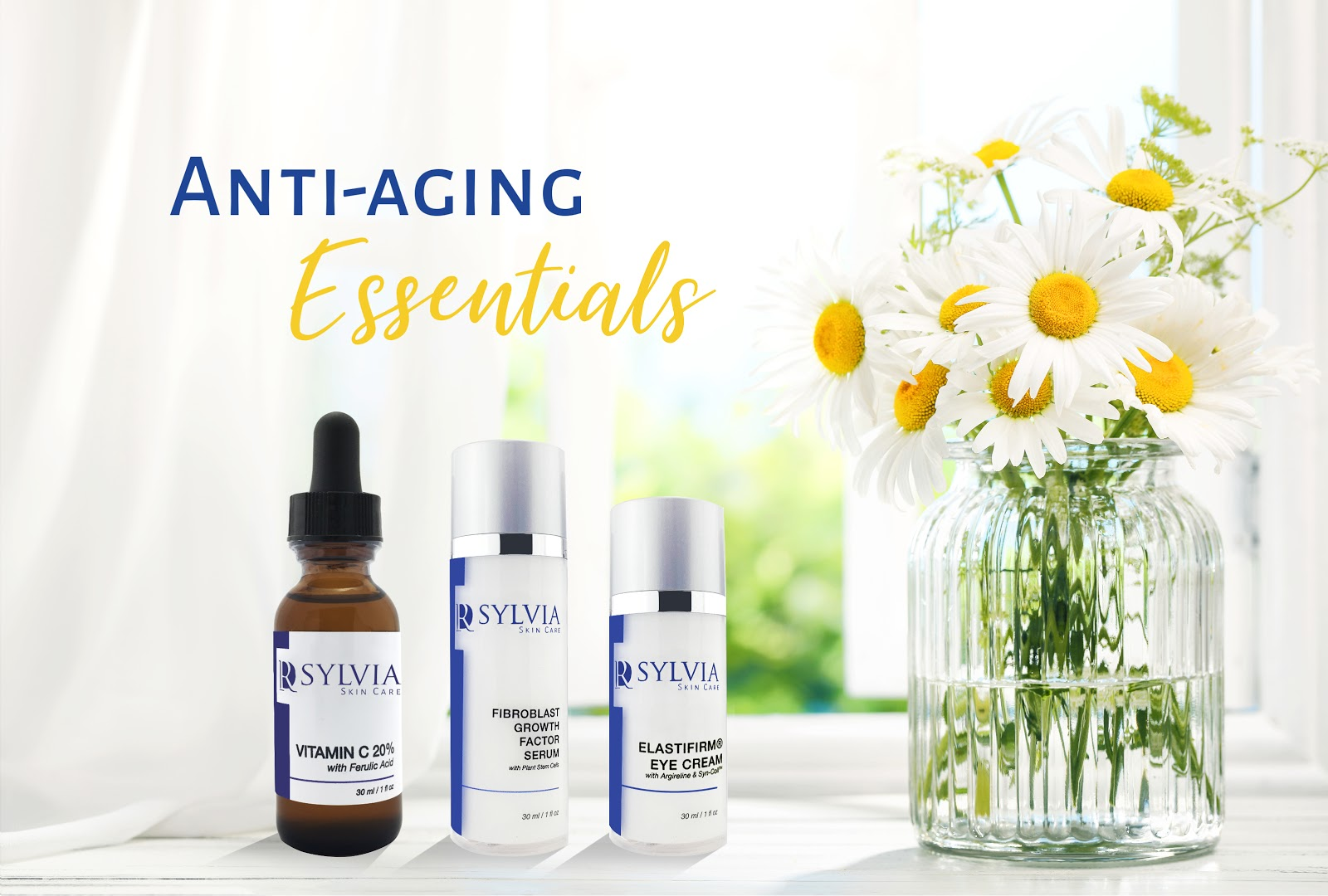 Anti-Aging Skin Care Essentials